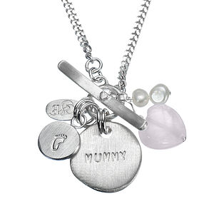 Pitter Patter Classic Necklace - women's jewellery