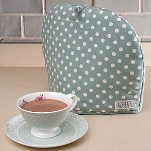 Madelaine Sage Tea Cosy - kitchen accessories