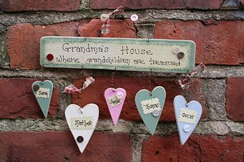 Grandma's House Additional Hearts Only
