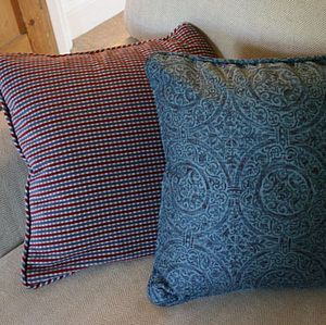 Feather Filled Scatter Cushion - cushions