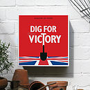 Dig For Victory Seed Box