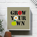 Grow Your Own seed box
