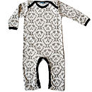 Moose sleepsuit grey