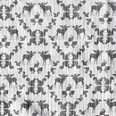 Moose pattern grey