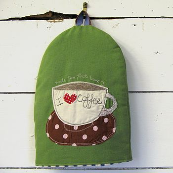 Coffee Cosy: 'I Love Coffee'