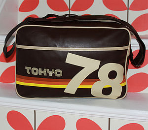 Tokyo Airline Shoulder Bag - gifts for him