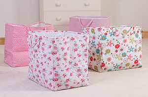 Fabric Storage Bag - storage & organisers