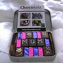 Mother's Day Chocolate Truffle Collection