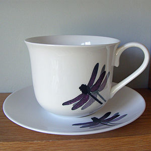 Breakfast Cups And Saucers