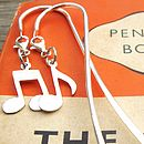 Sterling Silver Bookmark