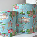 Handmade lampshade in Cath Kidston's Children fabrics~ lots of designs available