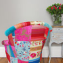 Mandalay Patchwork Chair