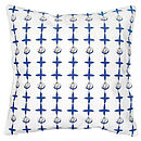 Blossom Blue Cushion Cover