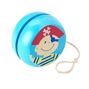 Pirate Yoyo - traditional toys & games