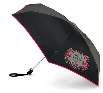 Life Is A Bed of Roses Umbrella