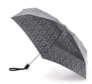 Lulu Guinness Mirrors Umbrella