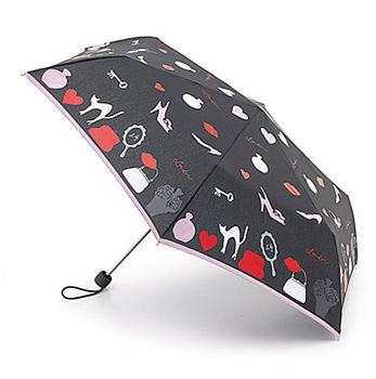 Lulu Guinness French Vintage Icon Umbrella
