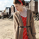 Drambuie Cardigan for her