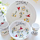 Personalised Nursery Set