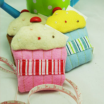 Cupcake tape measure