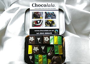 Easter truffle collection - chocolates