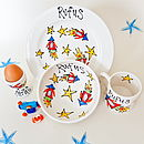 Boy nursery set