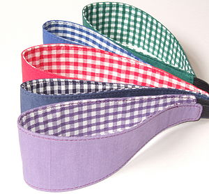 Reversible School Headbands