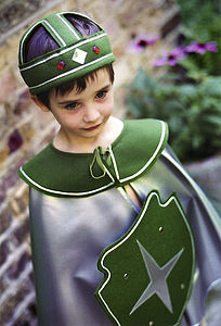 The Knight's Costume - view all gifts for babies & children