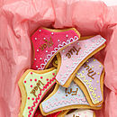 Homemade Shortbread Knicker Biscuit Gift