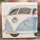 Campervan Tile