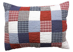 McKenzie Quilted Pillowcase - soft furnishings & accessories