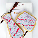 Homemade Shortbread Biscuit Gift Tie And Boxers