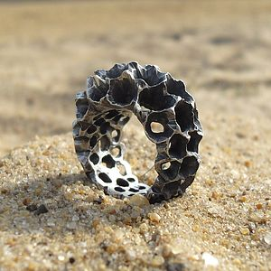 Coral Ring - women's jewellery