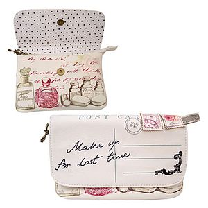 Dandy Cosmetic Purse/Make Up Bag - bags & purses