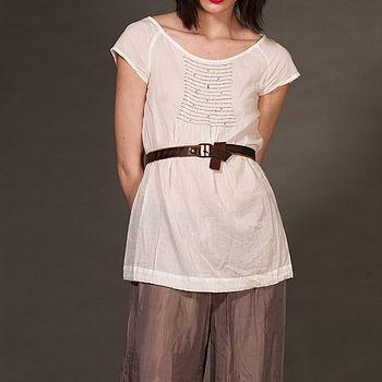 Francesca Blouse (white)
