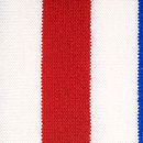 Deluxe Blue, White and Red Close Up