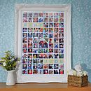 Personalised Classic Photo Montage Print