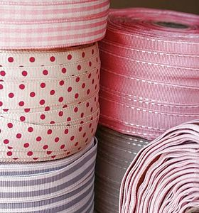Jumbo 100M Roll Of Grosgrain Ribbon - ribbon & wrap