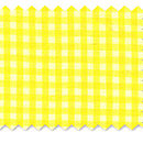 Bf605 yellow gingham