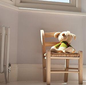 Child's Rush Chair