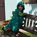 Make Your Own Dinosaur Costume Kit