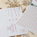 Wedding rsvp copy
