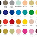 Ink swatch