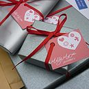 Free gift wrap and postage
