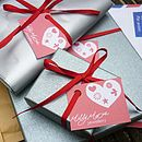 Free giftwrap and postage