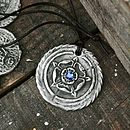 Tudor Rose Pirate Medallion