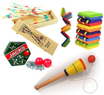 Traditional Toy Set