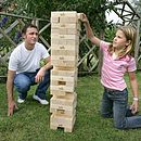 Giant Tower ( Jenga)