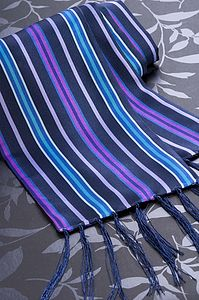 Astaire Men's Silk Scarf - hats, scarves & gloves