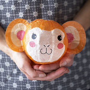 Animal Japanese Paper Balloon - party bag ideas